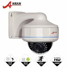 1080P 2.0 Megapixel HD 30fps Onvif Outdoor WIFI Wireless Network IP CCTV Camera
