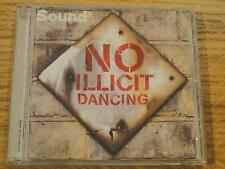 CD Album: Sounds : No Illicit Dancing