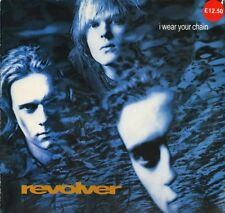 "REVOLVER i wear your chain HUTT 34 uk hut 1993 12"" PS EX/EX sos"