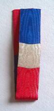 FRANCE: Ruban pour médaille du travail MINIATURE, 20 années de service, NEUF.