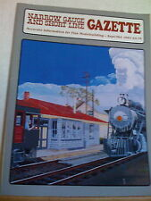 NARROW GAUGE & SHORT LINE GAZETTE  Sept/Oct 1992 NG&SLG