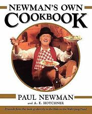 Newman's Own Cookbook by A. E. Hotchner and Paul Newman (2008, Paperback)