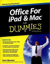 Office for iPad and Mac For Dummies-ExLibrary