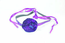 "THE ""DREAMY VIOLET"" SPARKLING CINCH FLORAL BELT STATEMENT (UW1)"