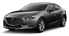 Mazda 3 REAR BOOT LIP SPOILER