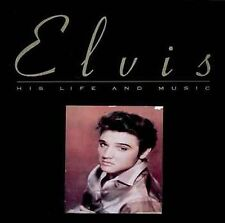 Elvis Presley His Life and Music (CD, 4 Discs, Life, Times, & Music)