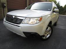 Subaru : Forester 4dr Premium