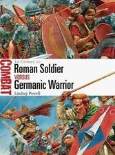 Roman Soldier vs Germanic Warrior, Lindsay Powell