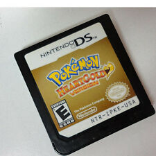 Pokemon HeartGold Version DS For Nintendo NDSL NSDI NDSLL game card Free post