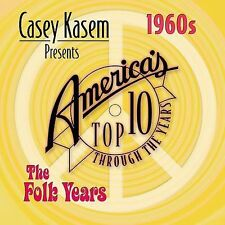 Casey Kasem: Top Ten - 60's the Folk Years by VARIOUS ARTISTS
