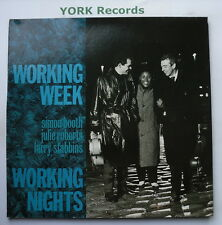 WORKING WEEK - Working Nights - Excellent Condition LP Record Virgin 206 950