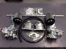 VW Dune Buggy Dual EPC 34 EMPI Carb Kit Dual Port Vw Type 1 Carburetor