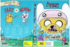 *ADVENTURE TIME - JAKE VS. ME-MOW*,   DVD,  CARTOON NETWORK, 2013
