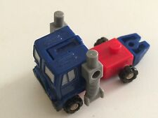Transformers G1 1989 Overload MICROMASTER cab amb