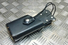 Genuine British Military / Police / Security Issue Black Radio Pouch / Holder