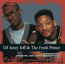 FREE US SH (int'l sh=$0-$3) NEW CD DJ Jazzy Jeff, Fresh Prince: Collections Impo