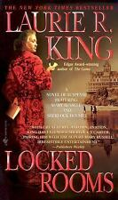 Locked Rooms by Laurie R. King  (Hardcover)