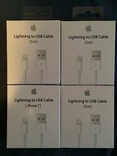 4-PACK - OEM Genuine Original Apple Lightning USB Charger Cable for iPhone 7 6 5