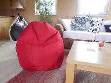 """Sitzsack """" von Lux """" XL 370 Liter Lederimitat  mit Microperlen Trend  Lounge"""