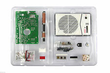 Tecsun 2P3 AM / MW Radio Receiver DIY Kit - MAKE YOUR OWN AM RADIO Black DIY