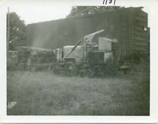 5F712 RP 1959 PRR PENNSYLVANIA RAILROAD #1131 WHAT? BOXCAR TRACTOR RISING SUN MD