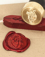 ANATOMICAL HEART Deluxe Wax Seal Kit, by Cognitive Surplus