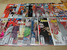 ANIMAL MAN / 1(3rd),2-13,15-22 / 21 issues  - NEW 52 !
