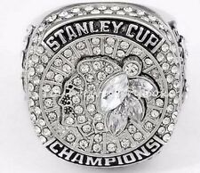 2015 CHICAGO BLACKHAWKS STANLEY CUP CHAMPIONSHIP REPLICA RING TOEWS