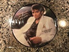 Michael Jackson Thriller Picture Disc! Limited. Prince Janet Jackson Madonna