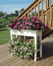 Raised Garden Bed Box Elevated Planter Kit Vegetable Flower Herb Grow -Patio