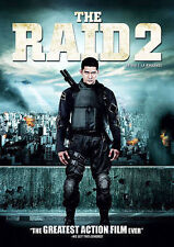 The Raid 2 (DVD, 2014) combine shipping