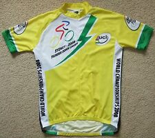 UCI TRACK MASTERS WORLD CHAMPIONSHIPS SYDNEY 2008 Small Mens Cycling Jersey VGC