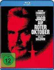 Blu-ray JAGD AUF ROTER OKTOBER # v. Tom Clancy, Sean Connery ++NEU