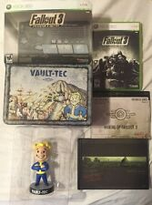 Fallout 3 -- Collector's Edition (Microsoft Xbox 360, 2008)Complete Excellent