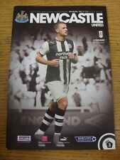 28/08/2011 Newcastle United v Fulham  . Condition: Listed previously in brackets