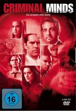 Criminal Minds - Staffel 3 - DVD - *NEU*