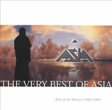 The Very Best of Asia: Heat of the Moment (1982-1990) - Asia (CD) FREE SHIPPING