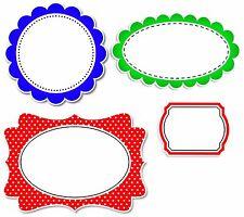 Sizzix Framelits Frames 4 pk & stamps #659093 Retail $29.99 by doodlebug designs