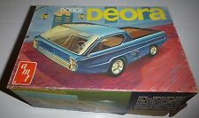 JUNKYARD AMT DODGE DEORA CUSTOM VINTAGE 1/25 Car Mountain T252