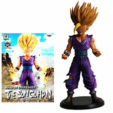 Anime Dragon Ball Z DBZ Super Saiyan Son Gohan PVC Figure Collect Toys Xmas Gift