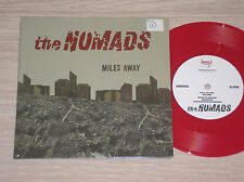 "THE NOMADS - MILES AWAY / AMERICAN BEAT- 45 GIRI 7"" PINK VINYL COME NUOVO (MINT)"