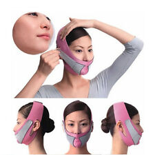 Anti Wrinkle Half Face Lift V Face Line Slim Up Slimming Cheek Mask Strap Belt