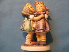 """Hummelfigur 196/0 The secret"""" - Telling forth secret - older Figurine - 1. Wahl"""