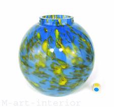 WMF IKORA Glas Design Wiedmann Lampe Lampenfuß Glass Lamp Base Art Déco um 1930