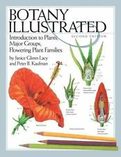 Botany Illustrated: Introduction to Plants, Major Groups, Flowering-ExLibrary