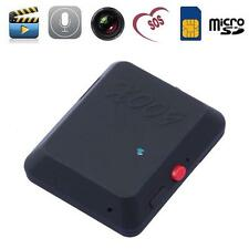 2-Way GSM SIM Card Ear Bug Device Hidden Audio Camera Video Surveillance X009 TR