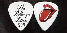 ROLLING STONES  Novelty Guitar Pick!!! 50th Anniversary #13