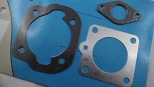 Zylinder Kopfdichtung Fußdichtung PUCH MAXI SL 50ccm - 3 Teile - gasket top set