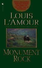 Monument Rock, Louis L'Amour, Acceptable Book