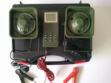 Outdoor Hunting Bird Caller MP3 Player 50W 150dB Loud Speaker Timer W/Tool Box